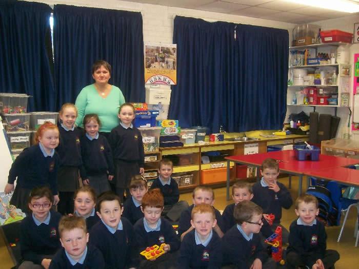 P2 Mrs Stevenson (VP) 3