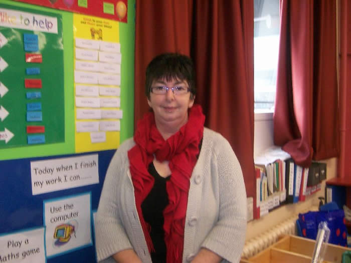 P3 Mrs McKee