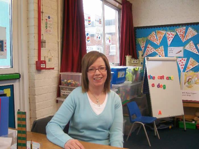 P1 Mrs Morris