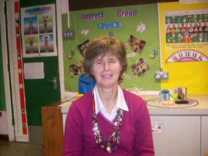 SENU Mrs Stevenson