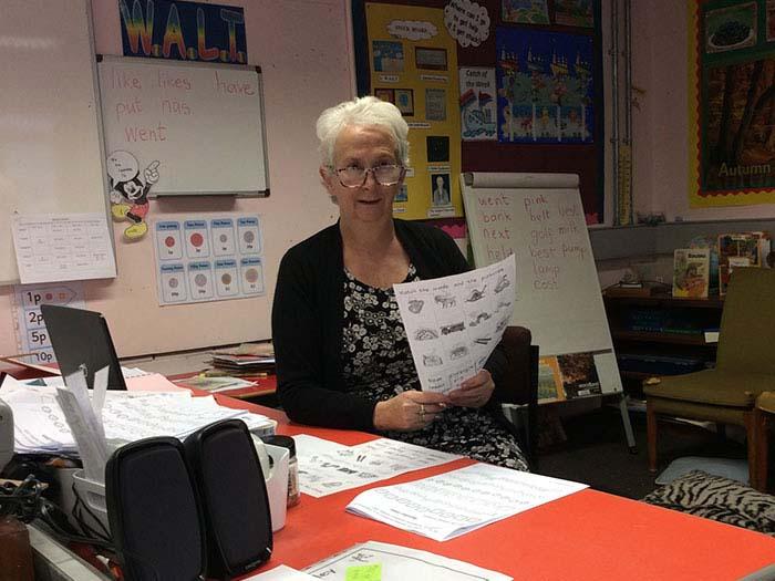 P2 Mrs Annett