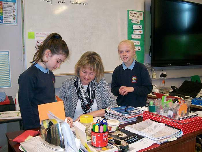 P5 Mrs McBride