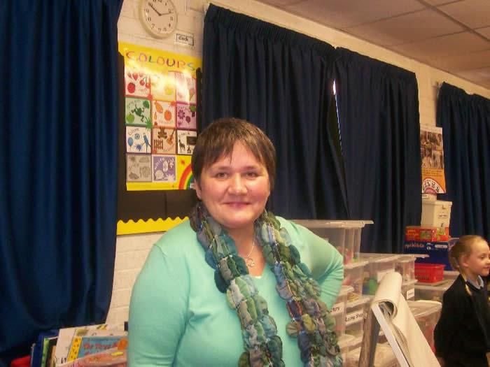 P2 Mrs Stevenson (VP)