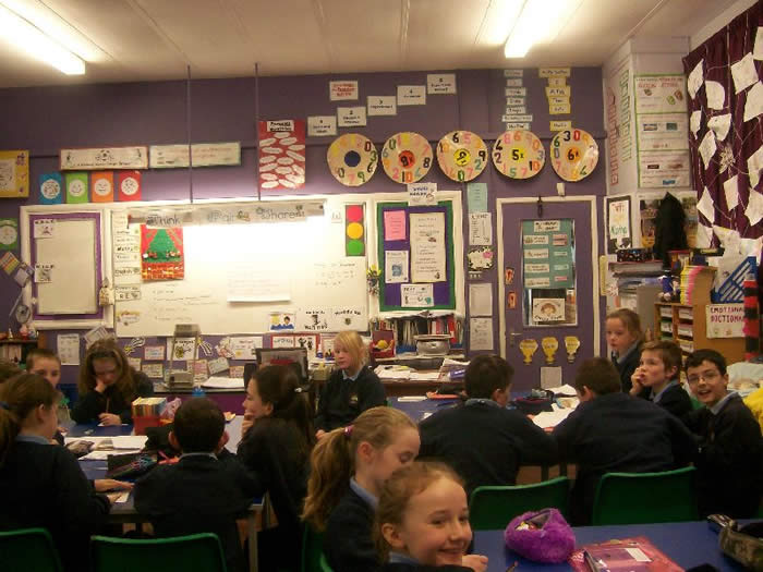 P6 Mrs Russell . 3