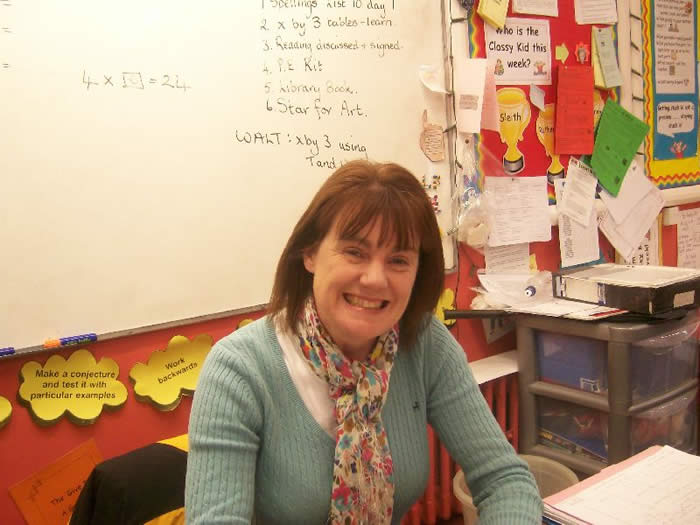 P5 Mrs Ferguson
