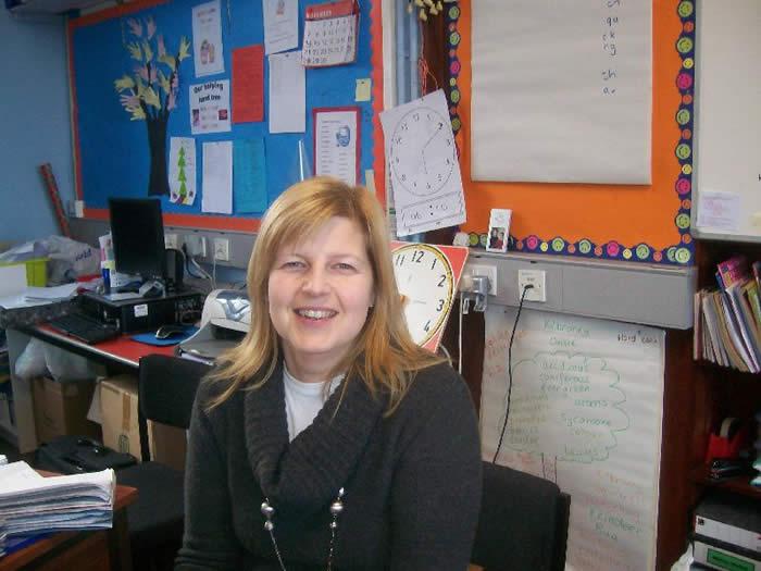 P4 Mrs Henderson